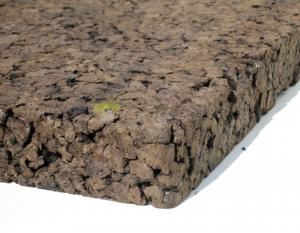 L isolation du plafond avec du li ge expans faux plafonds et plafonds tendus for Faux plafond isolant phonique calais