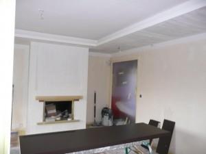 Plafond en plafonnette